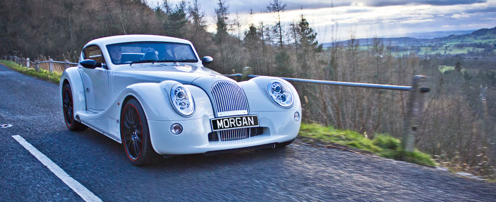 Morgan Aero Coupe - Morgan Cars Australia