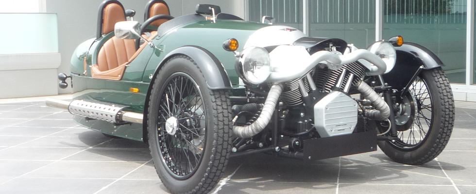 3 Wheeler Morgan Cars Australia