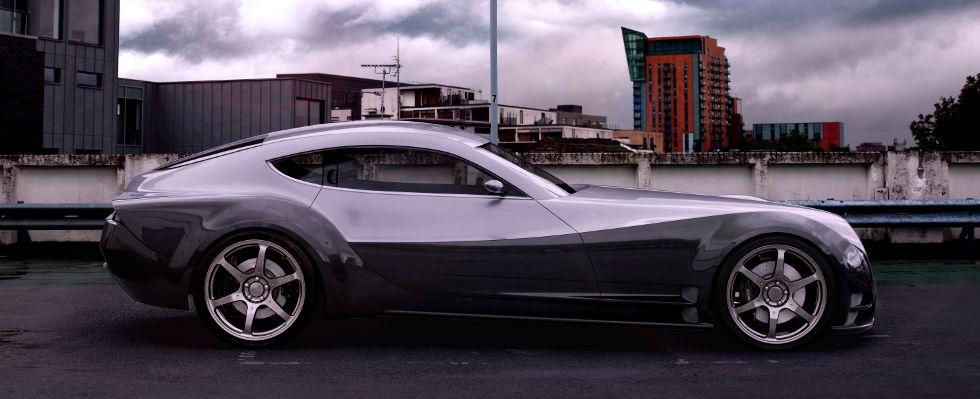Morgan EvaGT - Morgan Cars Australia