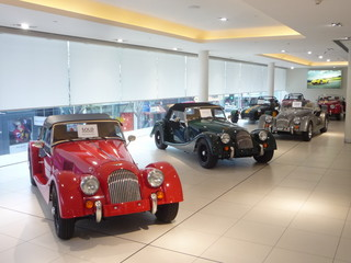 The return of Classic Morgans to Australia Image